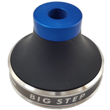 BigStep Base - Blue Anodised Spacer