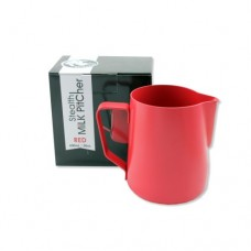Rhinowares Teflon Milk Jug Red 600ml